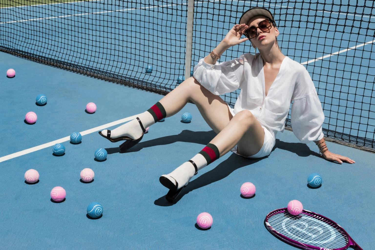 Braganza reiventa su colección Tennis con nueva campaña